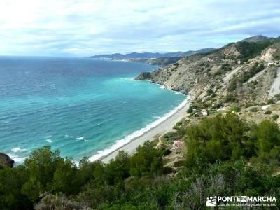 Axarquía- Sierras de Tejeda, Almijara y Alhama; senderismo organizado; senderismo fin de semana